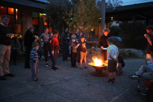 advent fest fire