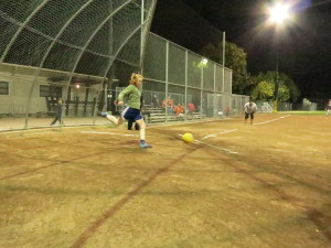 emily kickball
