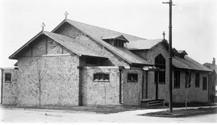 All Souls Chapel, 1907