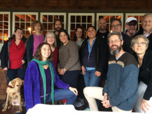 vestry retreat 2017