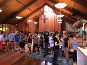 MSIT 2017 communion