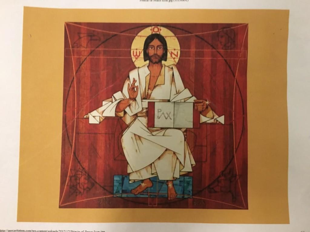Prince of Peace original icon