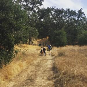 parish retreat hike