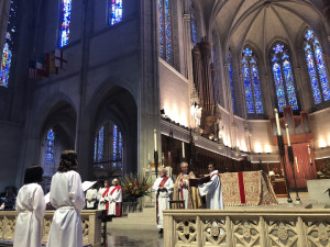 nikky's ordination - vows