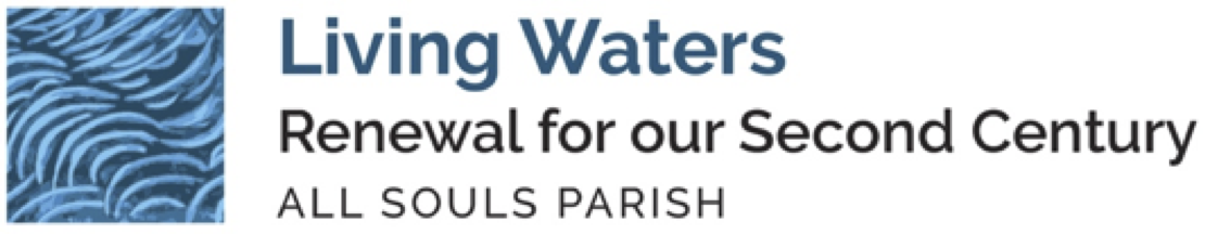 living waters campaign logo