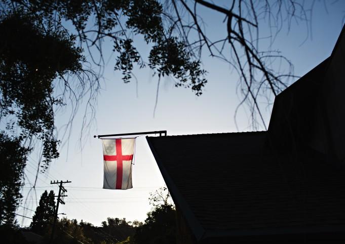 Morning Flag