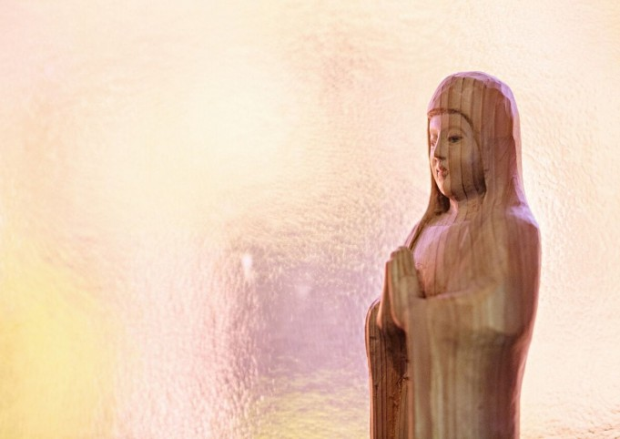 martha's wooden woman