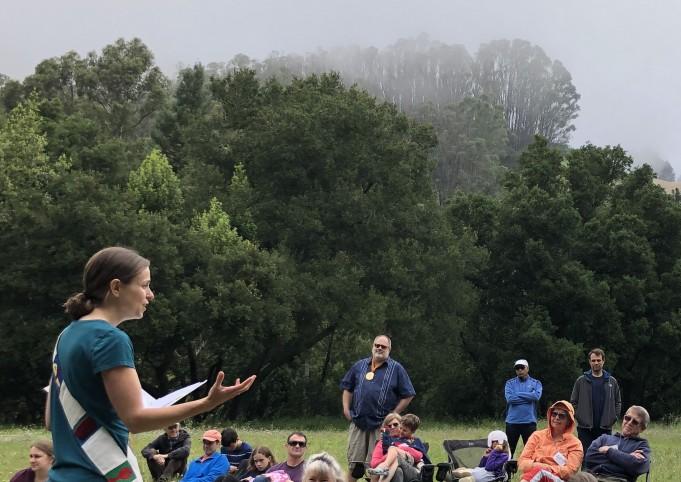 parish picnic preaching