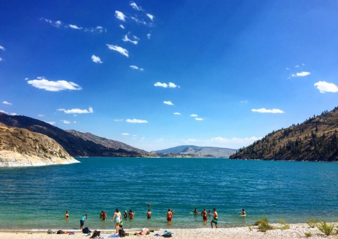 HSIT Omak Lake
