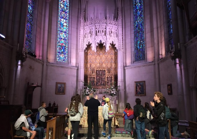 MSIT 2017 grace cathedral