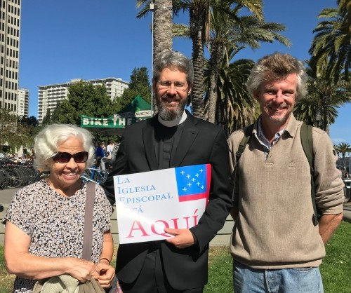 all souls climate march